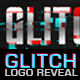 Glitch Logo reveal #2 - VideoHive Item for Sale