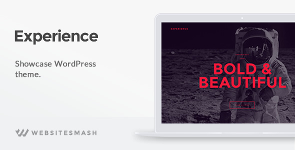 Experience - Showcase WordPress Theme