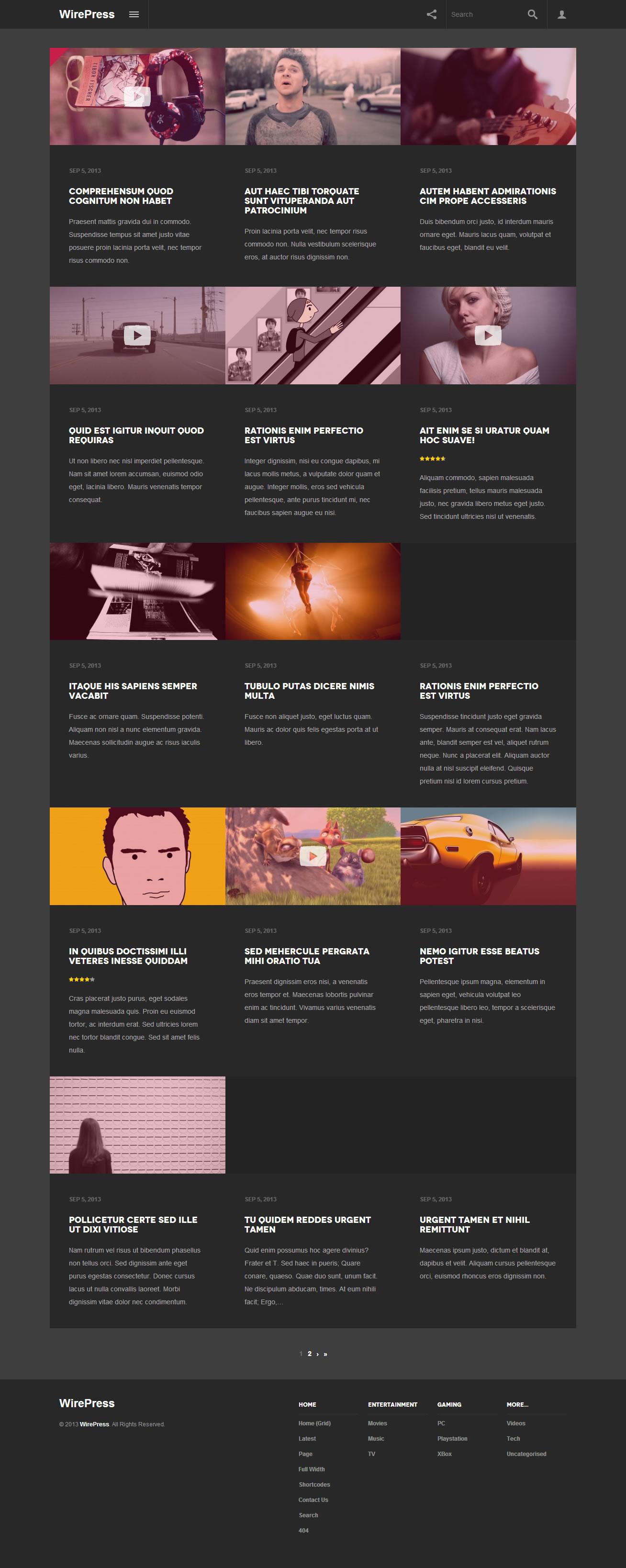 WirePress - Magazine & Blog WordPress Theme by WebsiteSmash ...