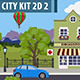 City Kit 2D 2 - VideoHive Item for Sale