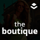 The Boutique - Layers One Page WordPress Theme - ThemeForest Item for Sale