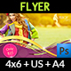 Fashion Flyer Template Vol.2 - GraphicRiver Item for Sale
