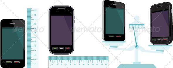 Comparative characteristics of phones. - Communications Technology