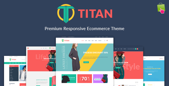 JMS Titan - Responsive Prestashop Theme - Fashion PrestaShop