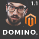Domino - Fashion Responsive Magento 2 Theme Nulled