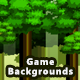 5 Forest Pixel Game Backgrounds - Parallax and Stackable - GraphicRiver Item for Sale