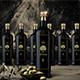 Olive Oil Bottle Mock-up