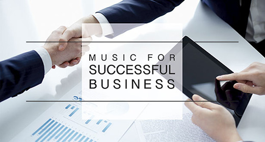 Music for successful busines