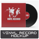 Vinyl Record Sleeve Mock-Up - GraphicRiver Item for Sale