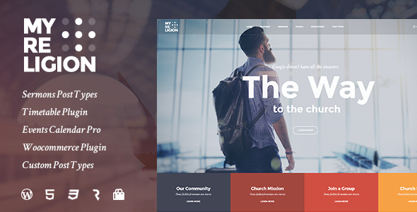 Top 37+ Best Church WordPress Themes of [sigma_current_year] 25