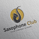 Saxophone Club - GraphicRiver Item for Sale