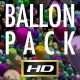 Ballons Pack - VideoHive Item for Sale