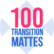 100 Transition Mattes - VideoHive Item for Sale