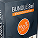 Bundle 3in1 - Photoshop Action - GraphicRiver Item for Sale