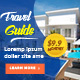 Multipurpose Travel and Hotel Banner  - GraphicRiver Item for Sale