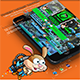 Rabbit Forest - iOS - Android - iAP + ADMOB + Leaderboards + Chartboost Buildbox - CodeCanyon Item for Sale