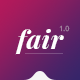 Fair - A Fresh Multipurpose Theme for Creative Businesses & Individuals - ThemeForest Item for Sale