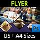 Cafe Restaurant Flyer Template Vol.2 - GraphicRiver Item for Sale
