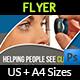 Optometrist & Optician Flyer - GraphicRiver Item for Sale