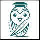 Owl Academy Logo - GraphicRiver Item for Sale