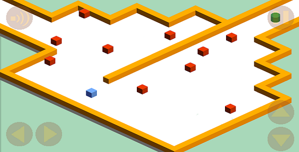 Isometric Game iOS/Android Template (BuildBox) - CodeCanyon Item for Sale