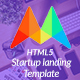 Mehr - Responsive HTML5 Startup Landing Template - ThemeForest Item for Sale