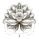 Ornamental Lotus - GraphicRiver Item for Sale