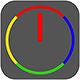 Colorful Clock - HTML5 Game