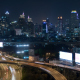 Downtown City Night - VideoHive Item for Sale