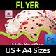 Ice Cream Flyer - GraphicRiver Item for Sale
