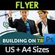 Construction Business Flyer - GraphicRiver Item for Sale