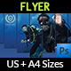 Diving Flyer - GraphicRiver Item for Sale
