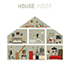 House Inside - GraphicRiver Item for Sale