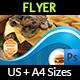 Burger Restaurant Flyer Vol.2 - GraphicRiver Item for Sale