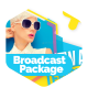 Bright Dynamic Broadcast Package - VideoHive Item for Sale