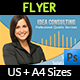 Corporate Flyer Vol.6 - GraphicRiver Item for Sale