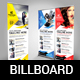Multipurpose Roll Up Banner V37 - GraphicRiver Item for Sale