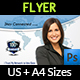 Corporate Flyer Vol.4 - GraphicRiver Item for Sale