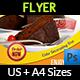 Cake Flyer Vol.3 - GraphicRiver Item for Sale