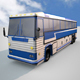 Dual Axle Bus  - 3DOcean Item for Sale