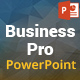Business Pro PowerPoint Presentation Template - GraphicRiver Item for Sale