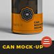 Can Mock-Up - Energy 250ml - GraphicRiver Item for Sale