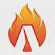 App Hot Logo - GraphicRiver Item for Sale