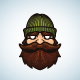 Lumberjack Logo - GraphicRiver Item for Sale