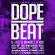 Dope Beat 2 | Urban Underground Minimal Flyer PSD Template - GraphicRiver Item for Sale