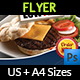 Burger Flyer - GraphicRiver Item for Sale