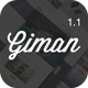 Giman - Product and Deals Landing Page Template - ThemeForest Item for Sale