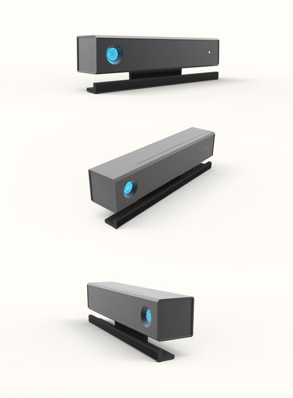 Kinect 3d Model - 3DOcean Item for Sale
