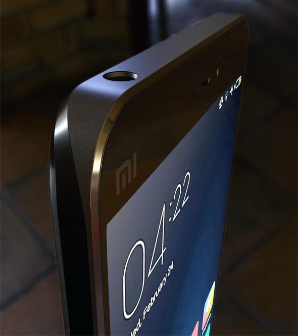 XIAOMI MI5 SMARTPHONE - 3DOcean Item for Sale