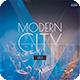 Modern City CD Cover Artwork - GraphicRiver Item for Sale